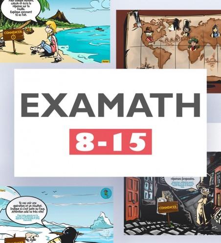 Examath 8-15