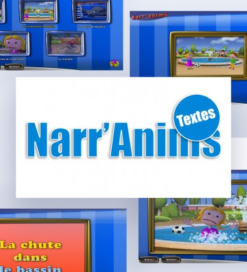Narr'Anims Textes