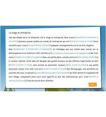 Exalang LyFac, logiciel évaluation langage oral et écrit jeune adulte