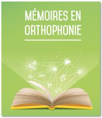 Memoire en orthophonie Happyneuron
